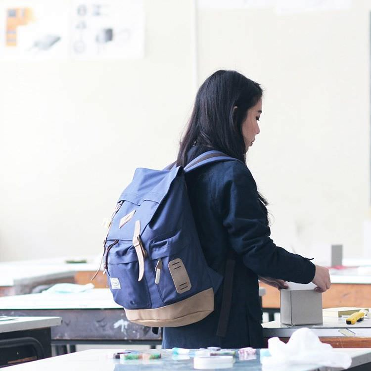 Classy Backpack Bag Design
