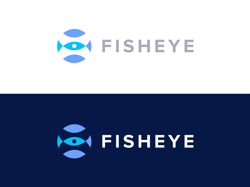 Pretty Fish Logo Design