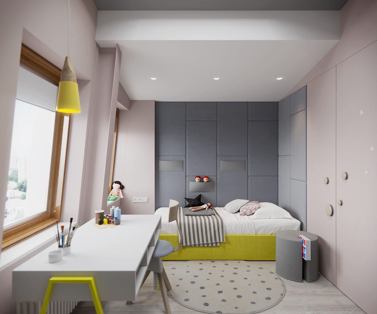 Kids Rooms Climbing Walls And Contemporary Schemes: 24+ Teen Boys Room Designs, Decorating Ideas