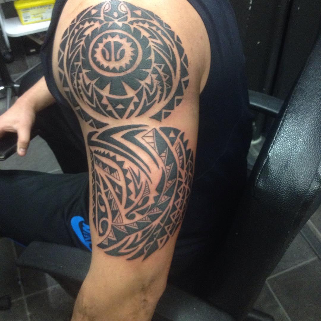 Stylish Tattoo Design