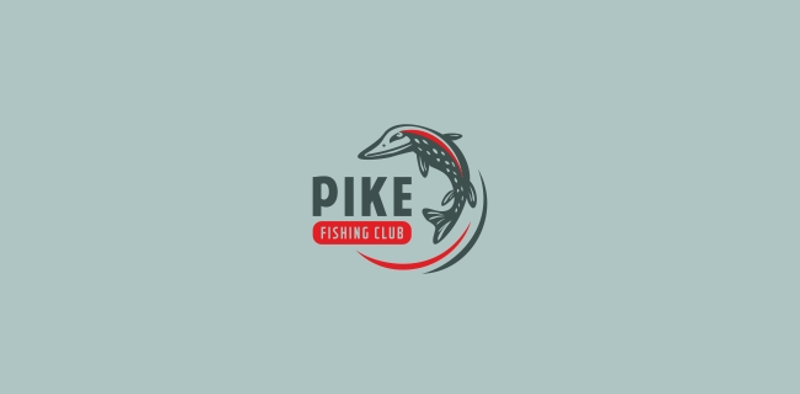 logo for fishing club