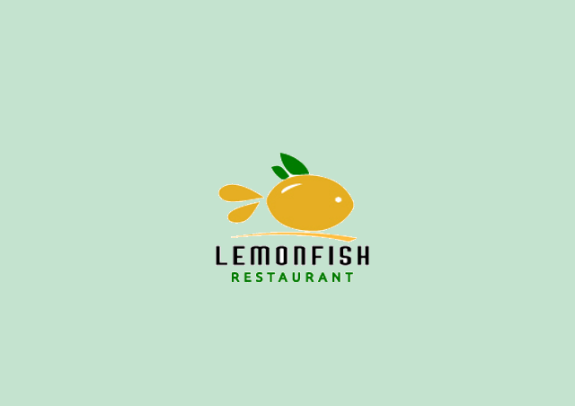 Vector Fish Logo Design