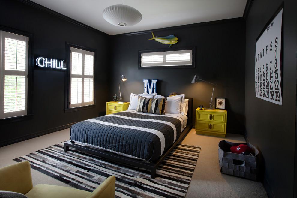 Spectacular Teen Boys Bedroom