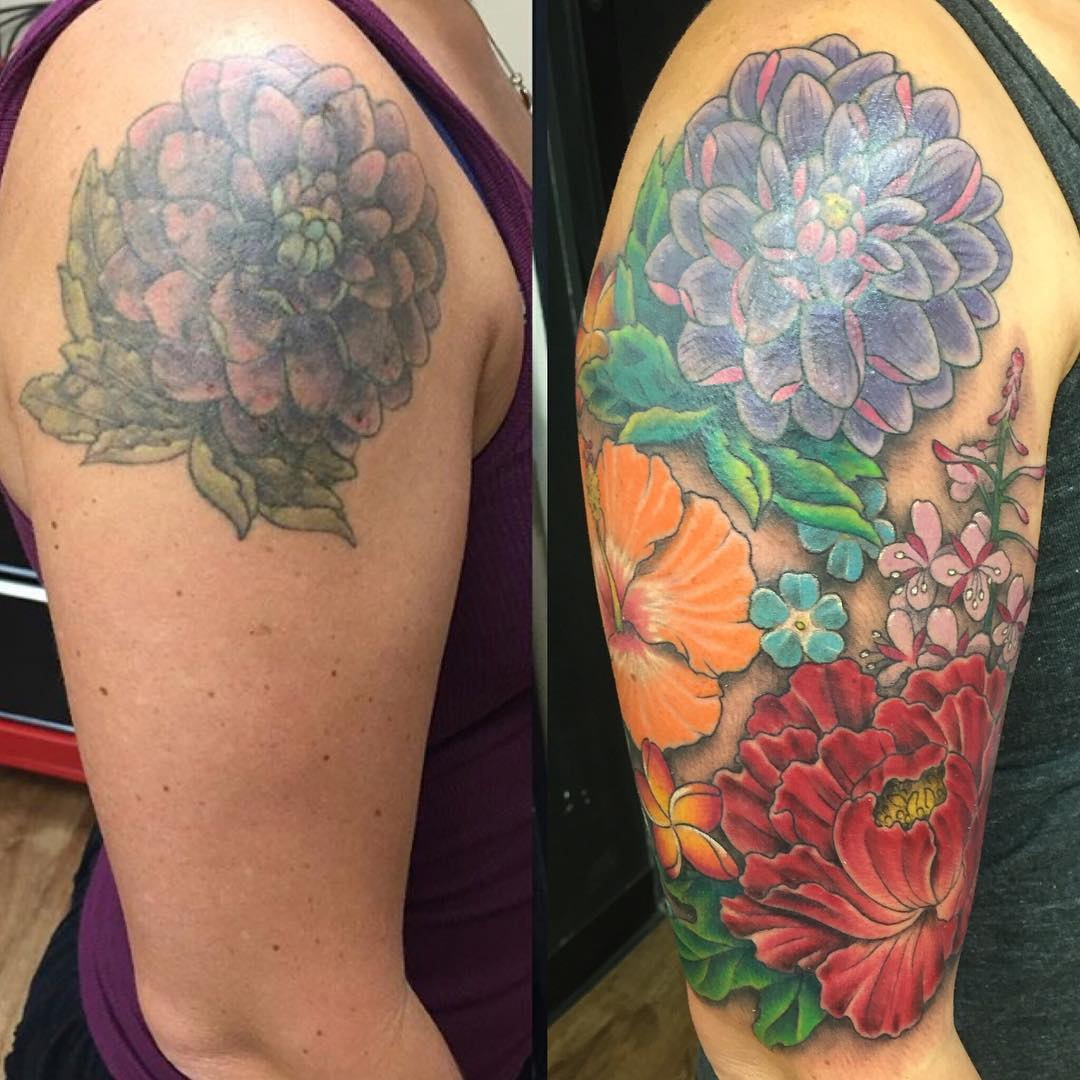 creative tattoo design