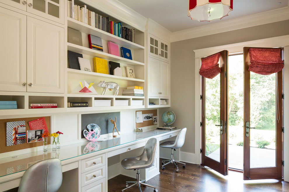 Simple Kids Study Room Ideas
