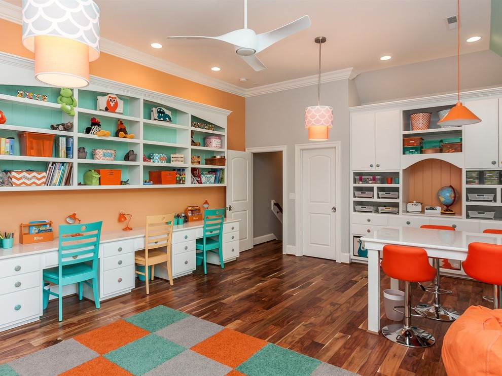 25 Kids Study Room Designs Decorating Ideas