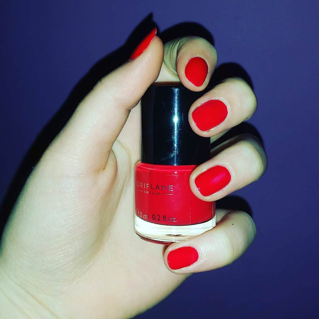 Red Best Nail Design