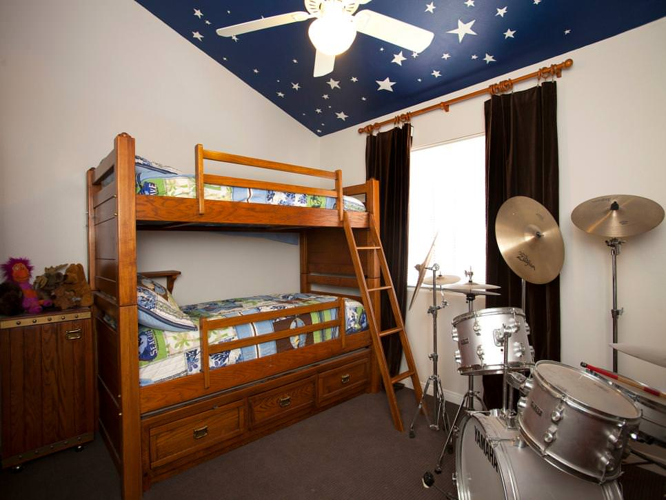 Kids Space Saving Bunk Beds