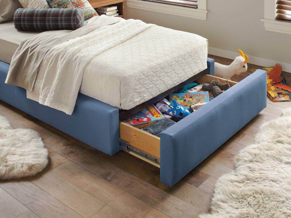 Kids Bed With Storage Ideas