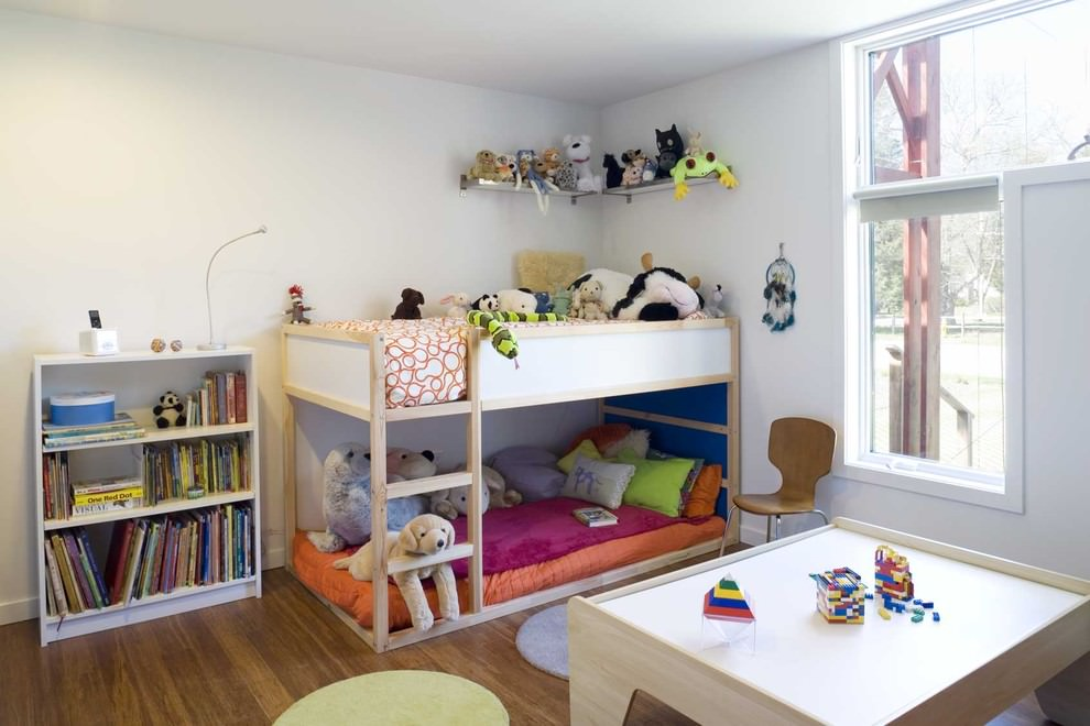 Clever Space Saving Kids Beds