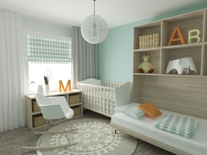 Cool Childrens Room Design