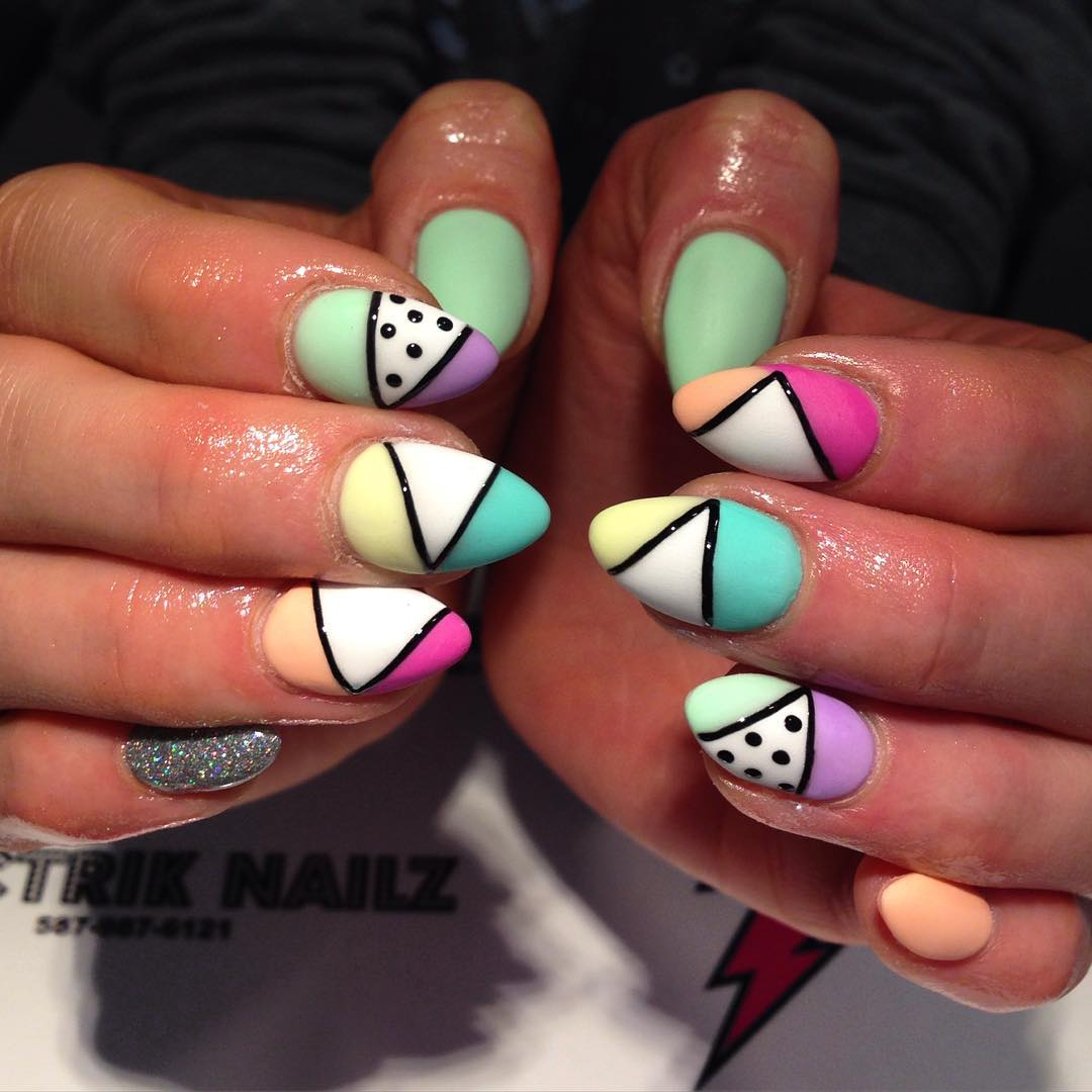 Fabulous Funky Nails