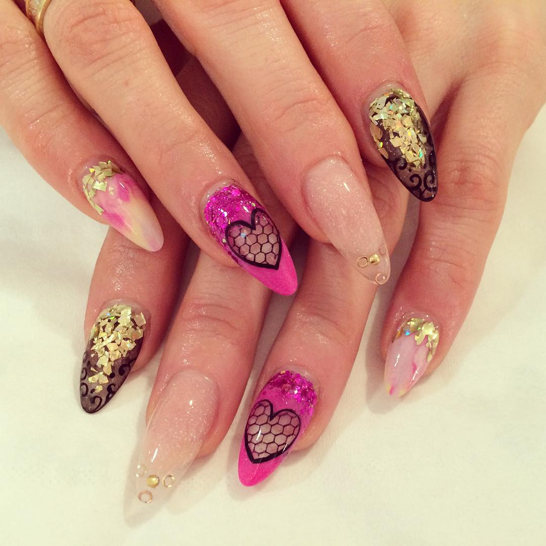 Remarkeble Funky Nails