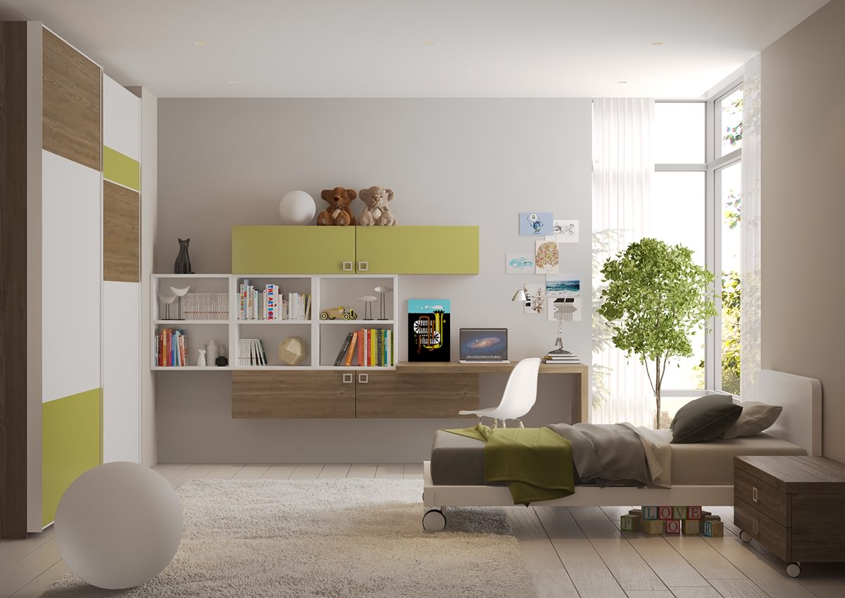 smart bedroom ideas for kids