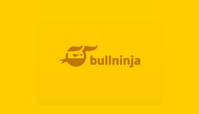 Bull Ninja Logo Design