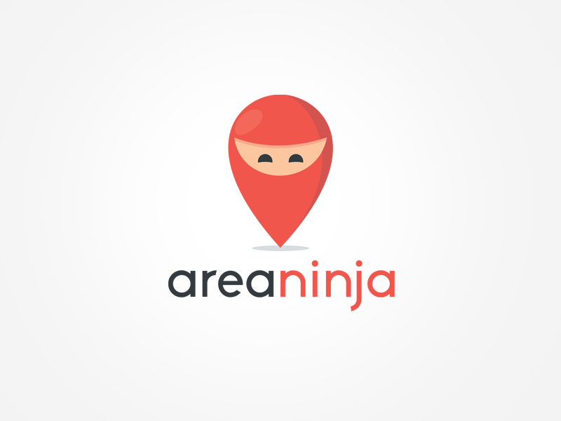 Area Ninja Logo Design