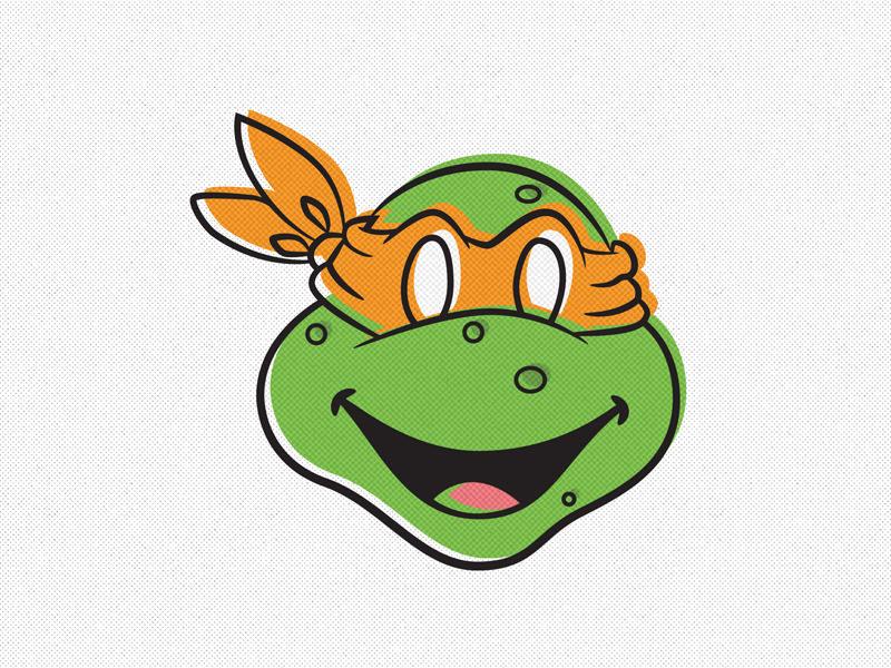 Mutant Ninja Turtle Logo