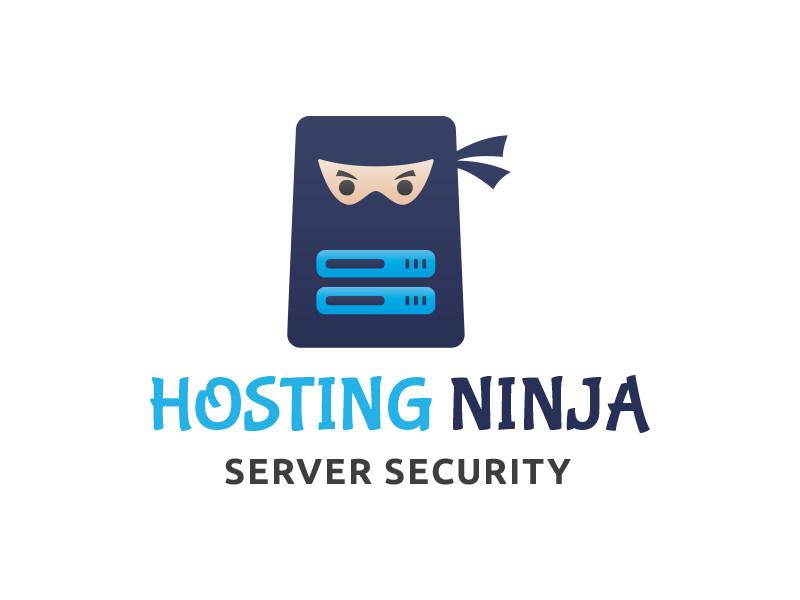 Hosting Ninja Logo