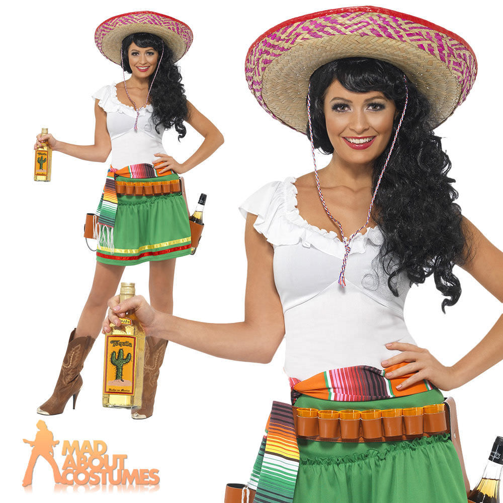 Mexican Outfit For Girl