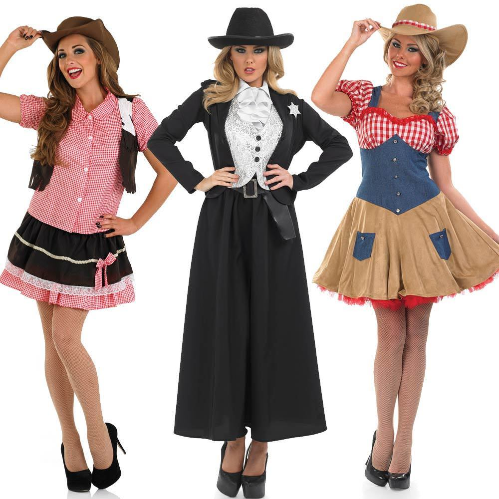 Stylish Cowgirls Outfits