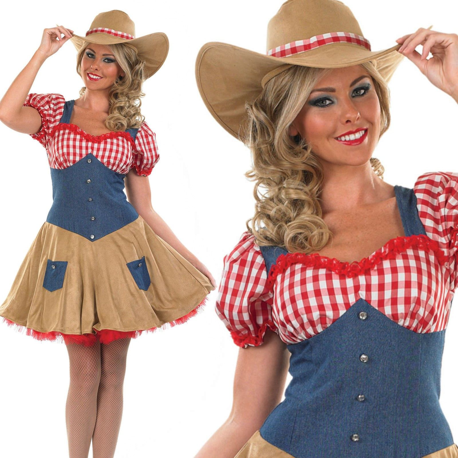 Western Rodeo Fancy Dress
