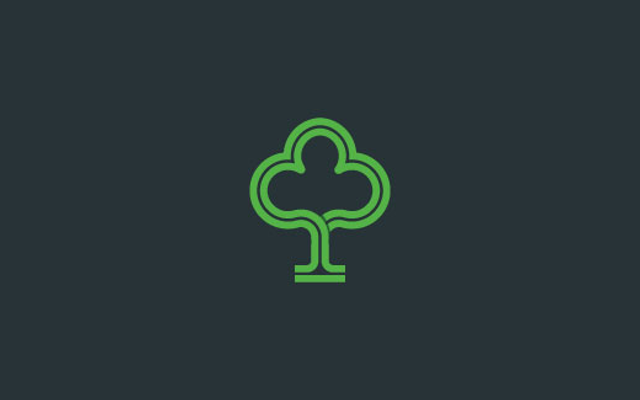 20  best tree logo designs  ideas  examples