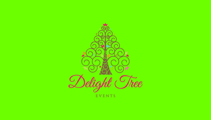Decorative Tree Logo Design