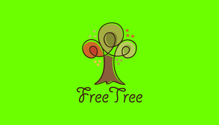 Free Tree Logo Design