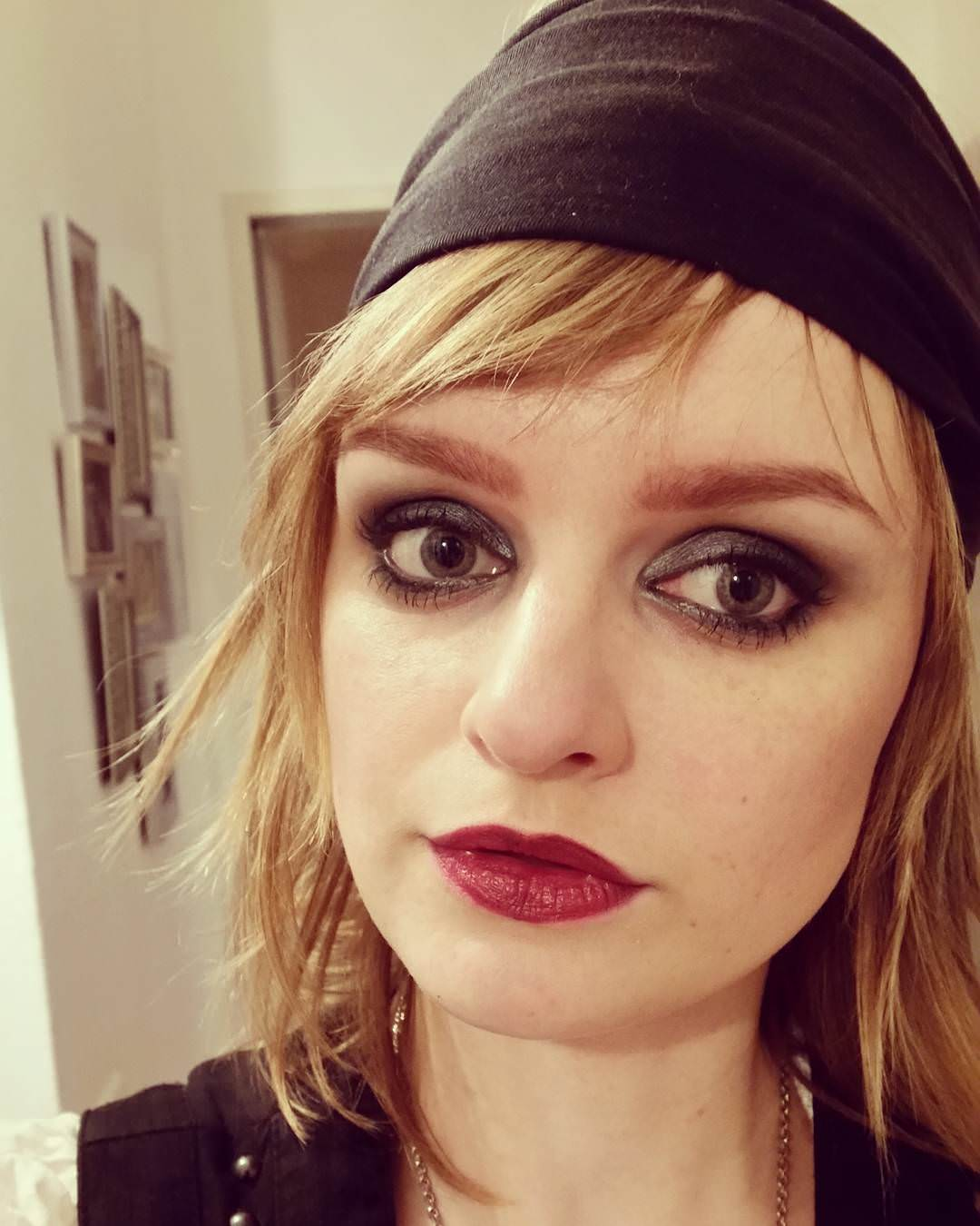 Pirate Makeup for Simple Women