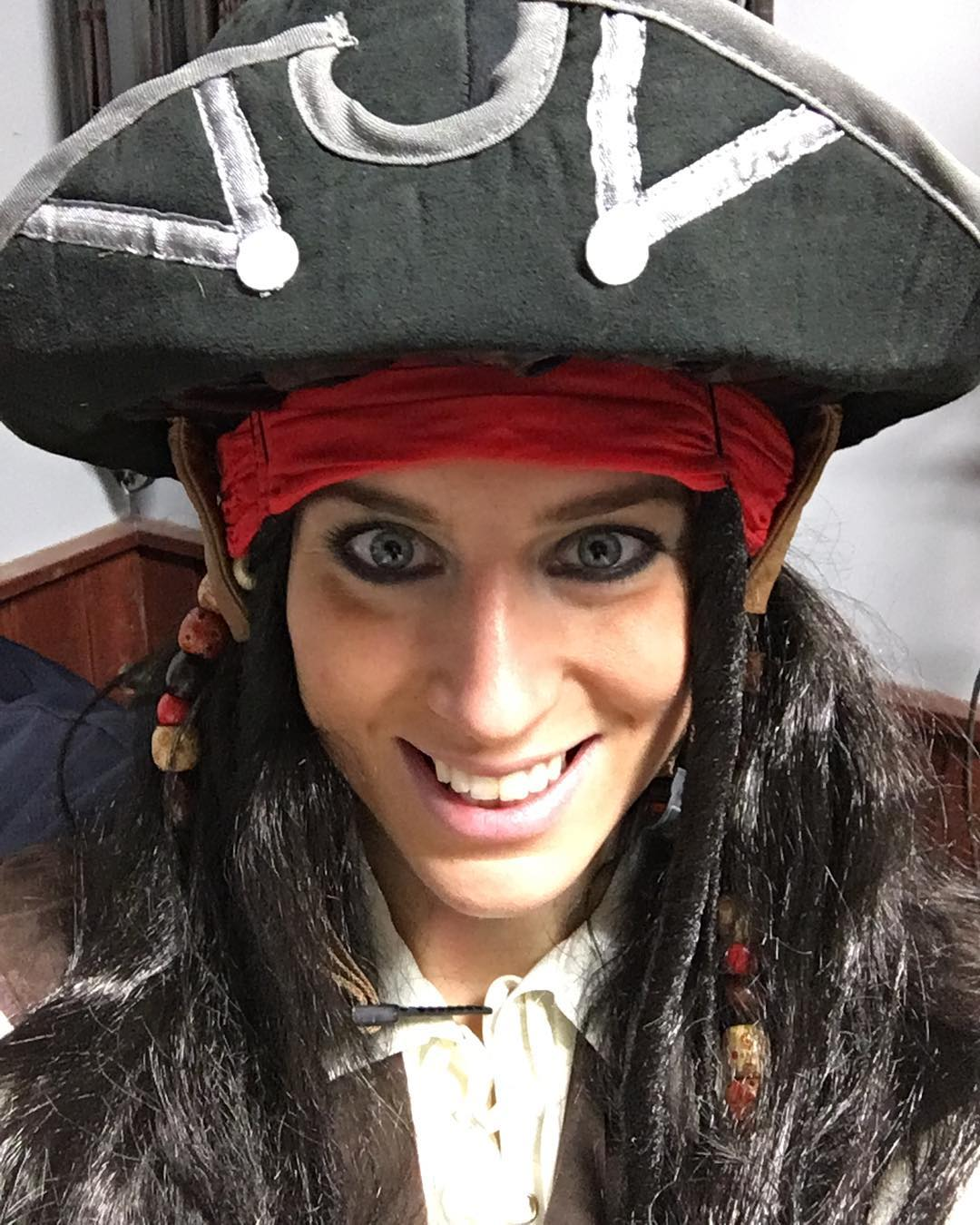 Fabulous Pirate Makeup