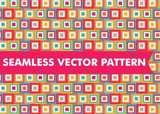 seamless-vector-square-patterns