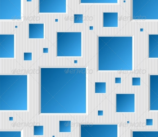 seamless-square-blue-patterns