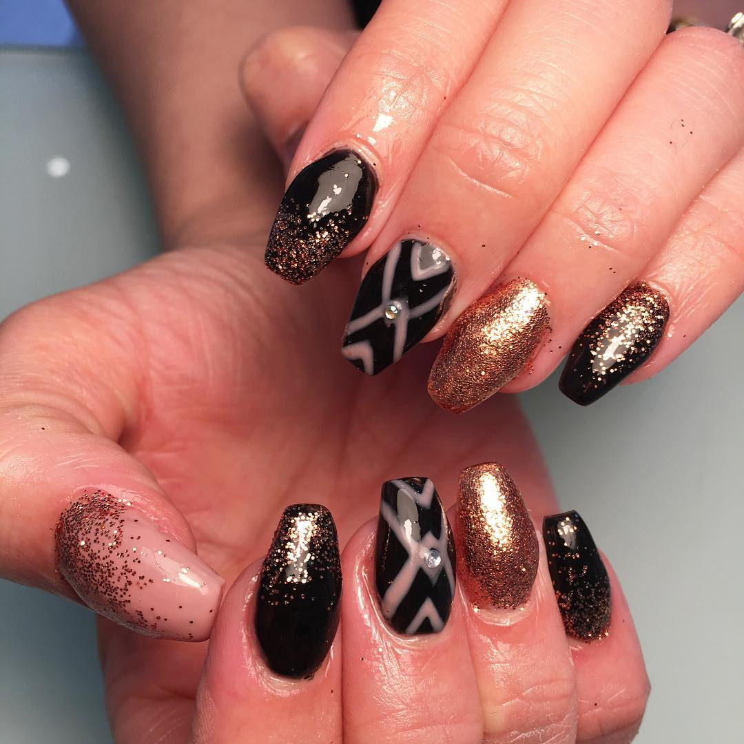 25+ Neutral Nail Art Designs, Ideas