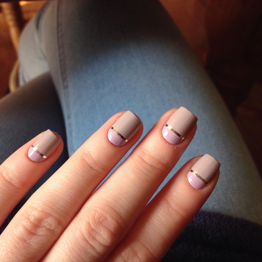 25+ Neutral Nail Art Designs, Ideas | Design Trends - Premium PSD ...