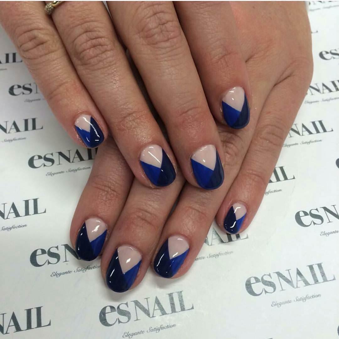 pretty edge designed nails