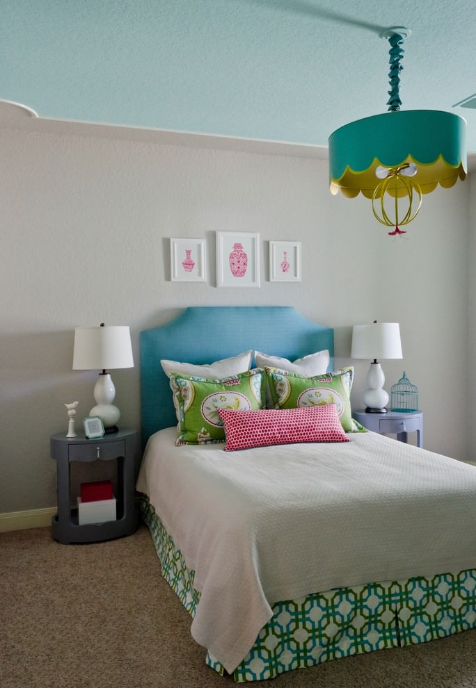 Shabbuy Chic Girls Bedroom Ideas