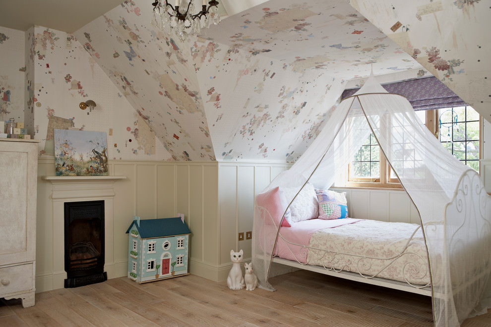 Dreamy Girls Bedroom Design Ideas