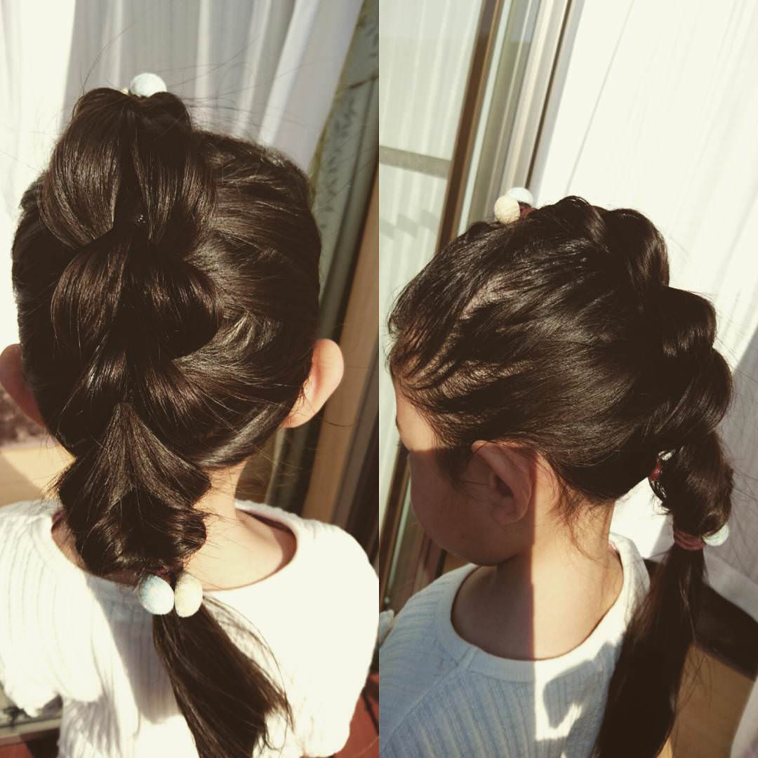 Braid Hair For Kids