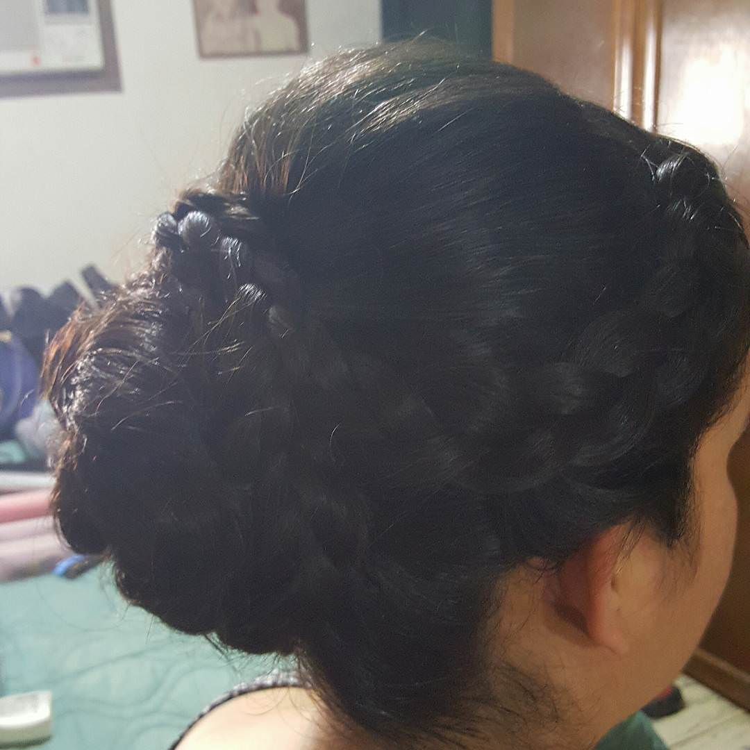 Bridal Hairstyle for Wedding