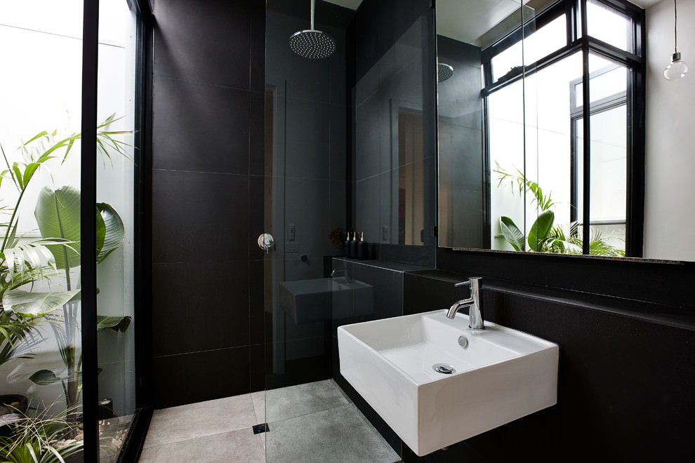 22+ Nature Bathroom Designs, Decorating Ideas | Design Trends ...