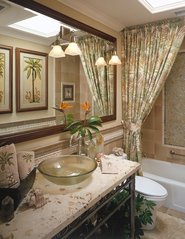 Natural Bathroom Design Ideas ~ Nature bathroom designs decorating ideas design