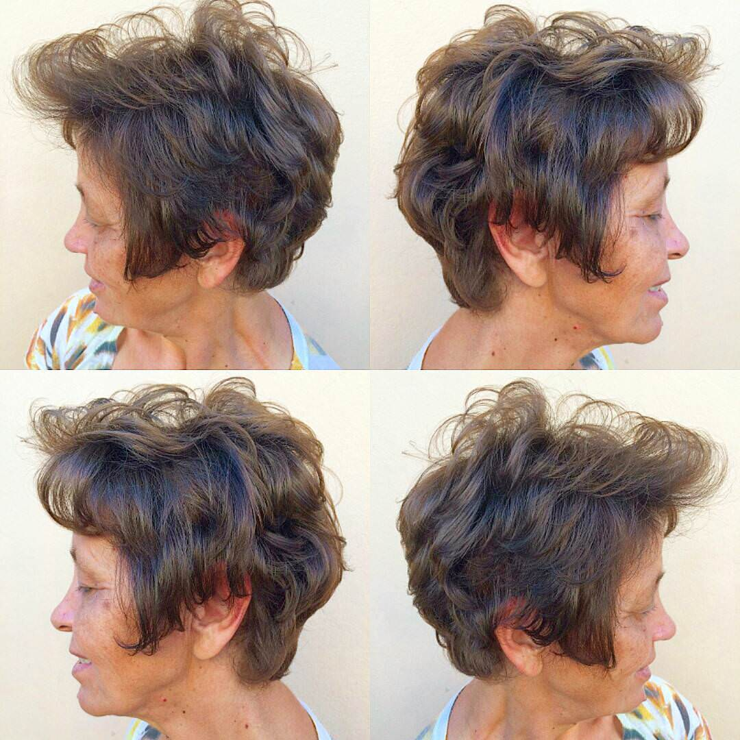 Bob Hair for Old Women