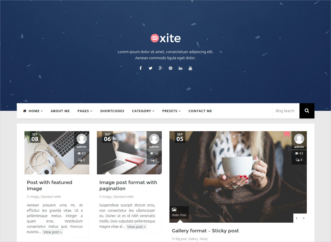 bootstrap wordpress blog theme 49