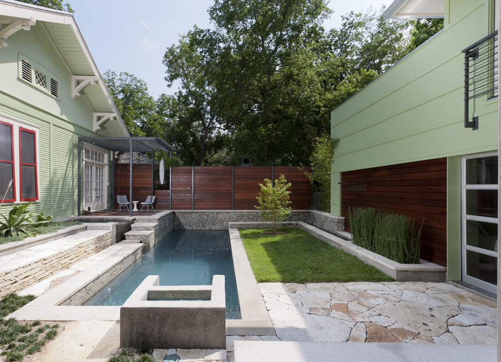 Tranquil Small Pool Designs
