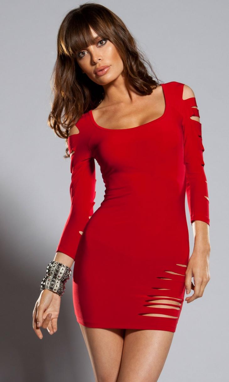 Clubwear-Red