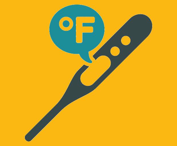 Temperature Measure Icon