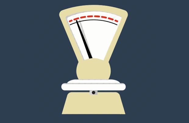 Balance Weight Icon