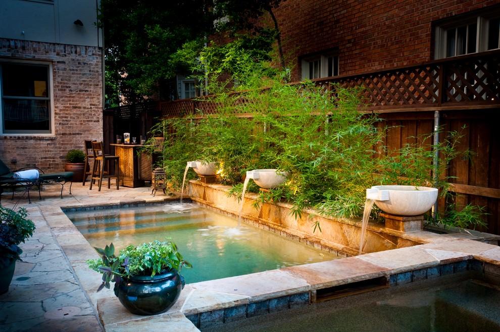 classic fiderglass pool plans