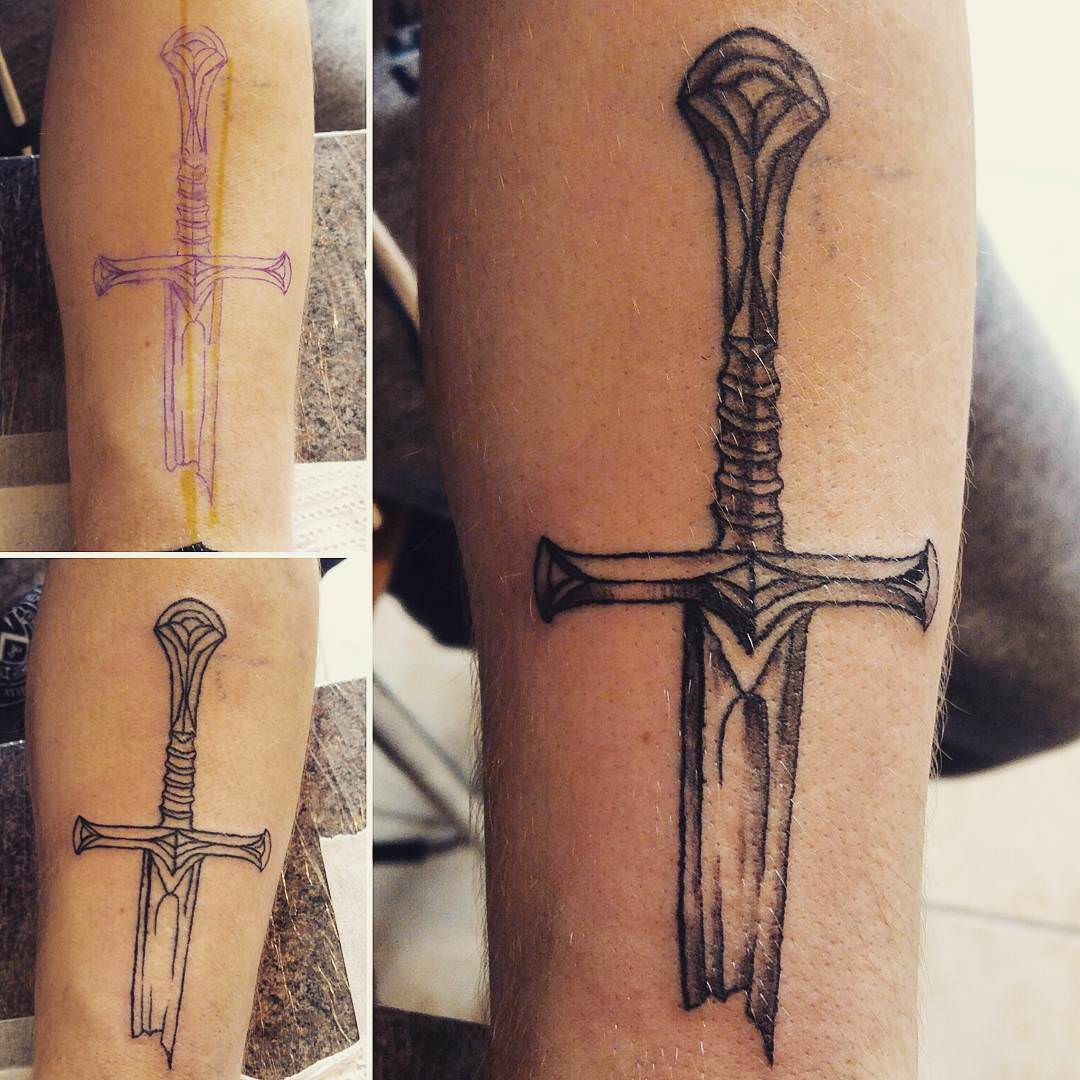 Amazing Sword Tattoo Designs