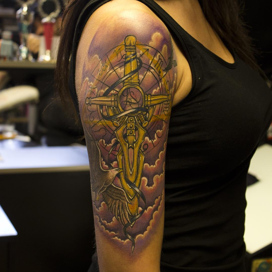 Tattoo Designs Vignesh: 28+ Sword Tattoo Designs, Ideas